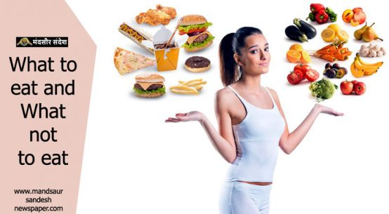 what to eat and what not to eat in periods